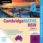 Cambridge Maths Stage 4 NSW Year 8 Digital (Card)