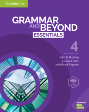Grammar and Beyond Essentials Level 4