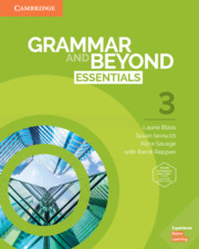 Grammar and Beyond Essentials Level 3