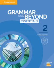 Grammar and Beyond Essentials Level 2