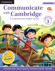 Communicate with Cambridge Level 3