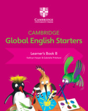 Cambridge Global English Starters Learner's Book B