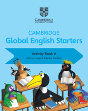 Cambridge Global English Starters Activity Book A