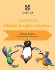 Cambridge Global English Starters Activity Book C