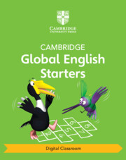 Cambridge Global English Starters Cambridge Elevate Digital Classroom (1 Year)