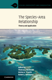 The Species–Area Relationship
