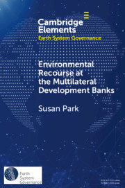 Environmental Recourse at the Multilateral Development Banks