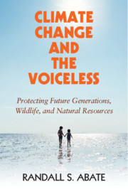 Climate Change and the Voiceless