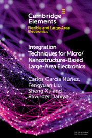 Integration Techniques for Micro/Nanostructure-Based Large-Area Electronics