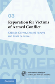 Reparation for Victims of Armed Conflict