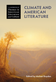 Climate and American Literature
