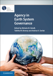 Agency in Earth System Governance