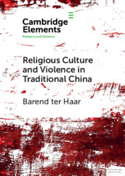 Elements in Religion and Violence
