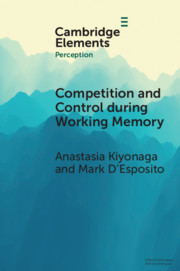 Competition and Control during Working Memory