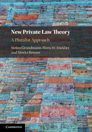 New Private Law Theory