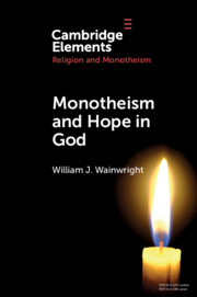 Monotheism and Hope in God