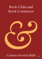 Book Clubs and Book Commerce