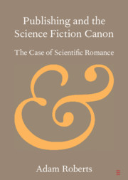 Publishing and the Science Fiction Canon