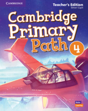 Cambridge Primary Path Level 4