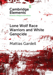 Lone Wolf Race Warriors and White Genocide