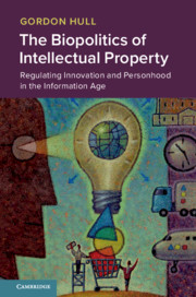 The Biopolitics of Intellectual Property
