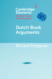 Dutch Book Arguments