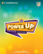Power Up Start Smart