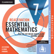 Essential Mathematics for the Victorian Curriculum Year 7 Reactivation Card