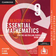 Essential Mathematics for the Australian Curriculum Year 9 Reactivation (Card)