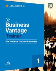 B2 Business Vantage Trainer