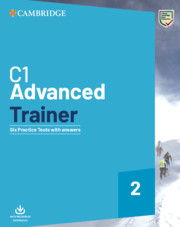 C1 Advanced Trainer 2