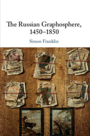 The Russian Graphosphere, 1450-1850