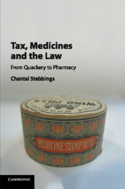 Tax, Medicines and the Law
