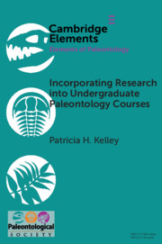 Incorporating Research into Undergraduate Paleontology Courses