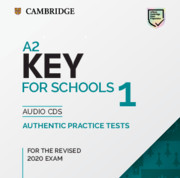 A2 Key for Schools 1 for Revised Exam from 2020