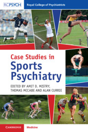 Case Studies in Sports Psychiatry