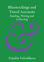 Bluestockings and Travel Accounts