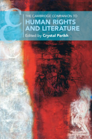 The Cambridge Companion to Human Rights and Literature