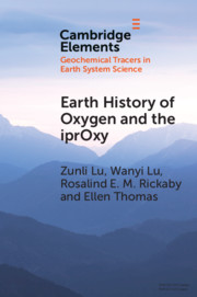 Earth History of Oxygen and the iprOxy