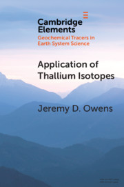 Application of Thallium Isotopes