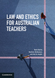 Law and Ethics for Australian Teachers