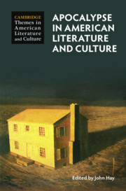 Apocalypse in American Literature and Culture