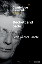 Beckett and Sade