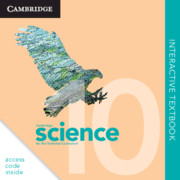 Cambridge Science for the Victorian Curriculum Year 10 Digital (Card)
