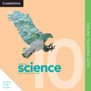 Cambridge Science for the Victorian Curriculum Year 10 Online Teaching Suite (Card)