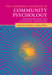 The Cambridge Handbook of Community Psychology