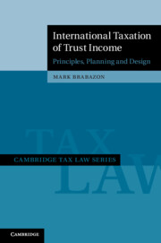 International Taxation of Trust Income