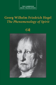 Cambridge Hegel Translations