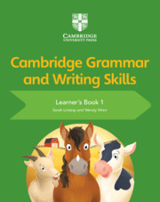 Cambridge Grammar and Writing Skills Learner's Book 1