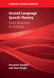 Second Language Speech Fluency